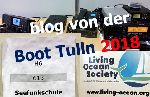 blog from boating exhibition Tulln 2018